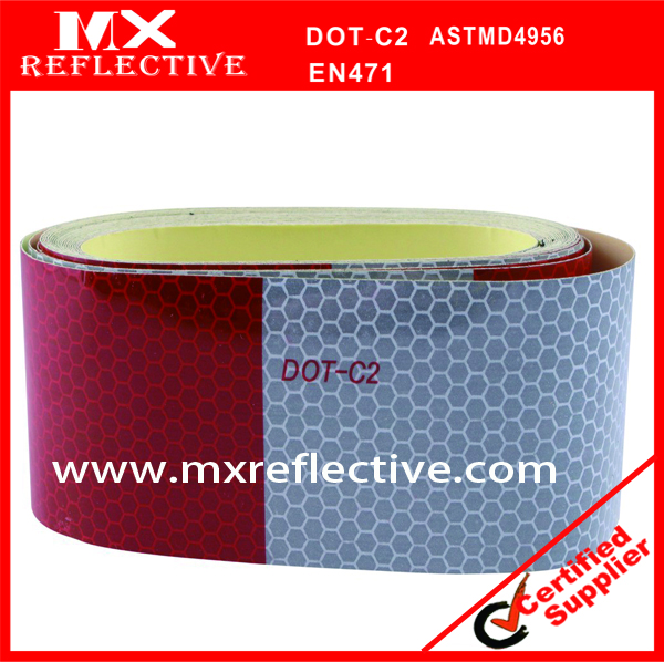 1200 Vehicle marking conspicuity tape