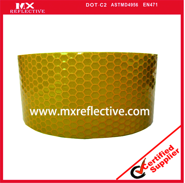 1101 yellow high intensive reflective tape.