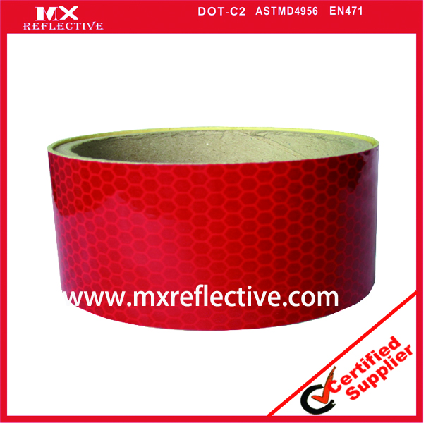 1102 Red high intensive reflective_tape