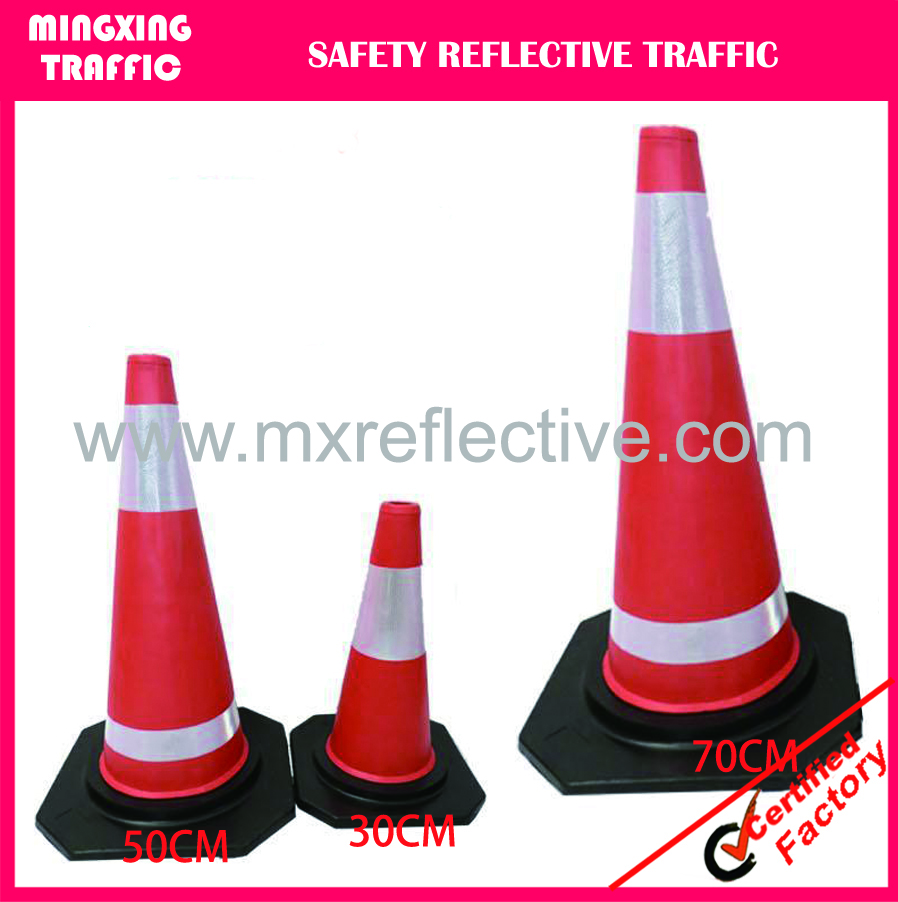 PE traffic safety cone